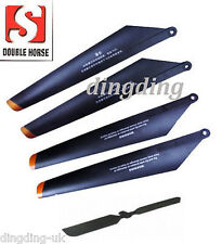 Double Horse 9053 Volitation Helicopter Spare BLADES 2A+2B + 1 x Tail Rotor UK
