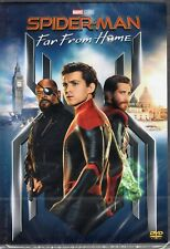 Spider-Man. Far from home (2019) DVD
