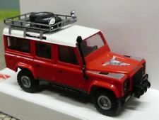 "Busch 50353 pista h0 land rover defender /""metallica/"" rojo #neu OVP #"