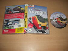 VOYAGER Add-On Expansion Pack for RAIL SIMULATOR Sim Pc DVD Rom FAST DISPATCH