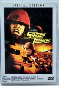 Starship Troopers DVD 1997 SPECIAL EDITION - FAST SAME / NEXT DAY POST