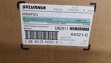 SYLVANIA 64321-0 M400/PS/U 400 WATT BT37  PULSE START 6 pack