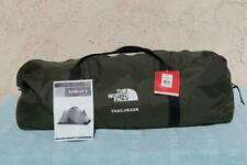 "NORTH FACE ""TRAILHEAD 6"" Camping TENT w/RAINFLY Poles/Stakes/Bag COMPLETE"