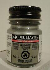 Testors Model Master Enamel paint 2734, Silver Chrome Trim (G)