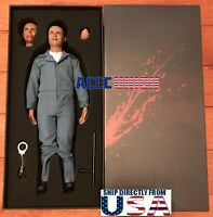 1/6 The Silence of the Lambs Hannibal Anthony Hopkins Premium Figure Set 2.0 USA