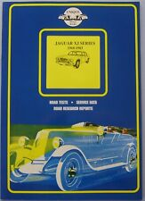 Jaguar XJ Series 1968-1983 Book of Road Tests & Articles  XJ6 XJ12 Unique Books