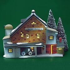Department 56 New England Jannes Mullet Amish Barn (59447)