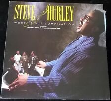 STEVE HURLEY Work It Out Compilation LP