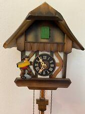 Kuckucks Uhr Schwarzwald mit Vogel