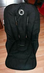 Bugaboo Fox Seat Fabric Black brand new free uk postage