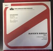 CHRIS ROBINSON BROTHERHOOD RAVEN'S REELS VOL 1-4LP SET RSD 2018