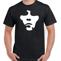 Ian Brown T-Shirt Mens The Face Stone Roses Guitar Album Unisex Top