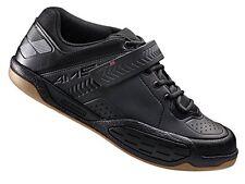Shimano Men's Sh-Am5 Mountain Bike Shoes (Black / 43 EU - 9 US)