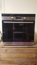 LOFRA LOU69ESS Stainless steel wall oven, electric, black & grey