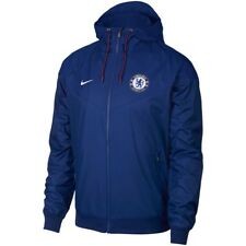 NIKE CHELSEA FC Men s WINDRUNNER JACKET - RUSH BLUE - Small Large XL  105 82ddf4c4a