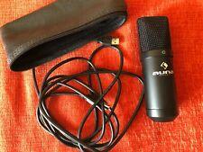 Auna MIC-900B USB Kondensator Mikrofon - Schwarz   nie benutzt, Auna-NP 87,99 €