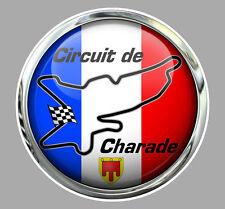 Sticker Circuit CHARADE Trompe-l'oeil
