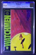 Watchmen 1 CGC 9.6 (1986) 1st Rorschach Dr. Manhattan Ozymandias Silk Spectre