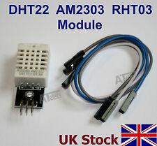 DHT22 AMS2303 RHT03 Digital Humidity Temperature Module Sensor Arduino -UK Stock