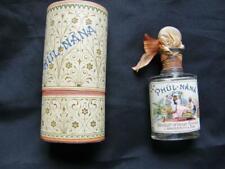 "VINTAGE ""PHUL NANA"" PERFUME BOTTLE IN BOX J GROSSMITH & SON PERFUMERS LONDON"