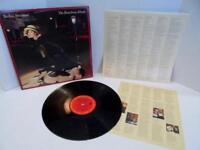 "The Broadway Album by Barbra Streisand 12"" Vinyl Record LP 1985 OC 40092 Inserts"