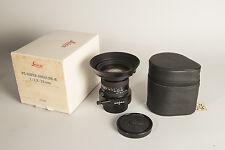 Leica PC Super Angulon R 28mm f2.8 - mint! 1 owner