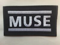 MUSE ENGLISH ALTERNATIVE HEAVY ROCK MUSIC BAND EMBROIDERED PATCH UK SELLER