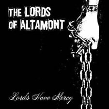 Lords of Altamont, the - Lords have Mercy CD NEU OVP