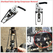 Car Overhead Engine Valve Spring Compressor Seal Keeper Removal Tool For OHV OHC