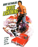 White Lightning (DVD) • NEW • Burt Reynolds