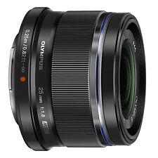 Olympus M. Zuiko Premium 25mm f/1.8 MFT (Black) *NEW*