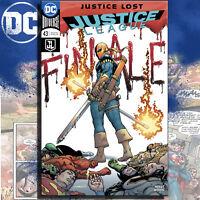 JUSTICE LEAGUE 43 Vol 2 - DC COMICS