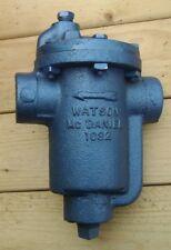 "Watson McDaniel 1032 Trap Bucket 3/4"" Steam Trap NEW NOS # 129"