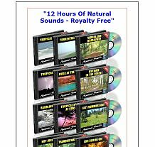 12 Hours Of Natural Sounds