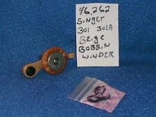 SINGER 301 301A SEWING MACHINE BEIGE BOBBIN WINDER 170100 NEEDS NEW TIRE 370602