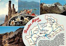 BR30240 hautes alpes map cartes geographiques France