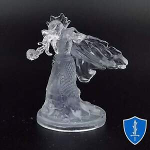 Invisible Mind Flayer Lich - Rage of Demons #53 D&D Rare Miniature