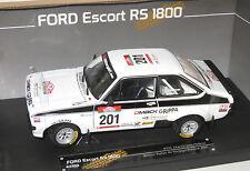 Sunstar Limited Edition Diecast Rally Cars
