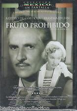 SEALED - Fruto Prohibido Con Arturo De Cordova y Irasema Dilian - BRAND NEW