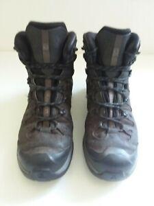 Salomon Quest 4D 3 GTX Hiking Boots Men's Size UK 8.5