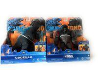 King Vs Godzilla 2 Figures Monsterverse Heat Ray and Battle Axe NEW