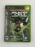 Tom Clancy's Splinter Cell Chaos Theory - Original Xbox Game - Tested