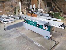 Rojek Universal Woodworker Industrial Model Panelsaw scorer Tilt Spindle Planer