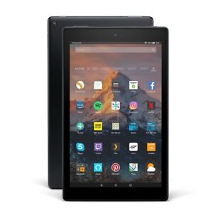 100% Tempered Glass Protector for For Amazon Kindle All-New Fire HD 10 2017