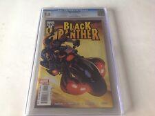 BLACK PANTHER 5 CGC 9.8 WHITE PGS RHINO BEAUTIFUL JOHN ROMITA MARVEL COMICS
