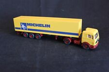 "Wiking Mercedes-Benz Truck with trailer 1:87 ""Michelin"""