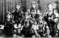 WW2 Photo Japanese Kamikaze Divine Wind suicide pilots in 1944 WWII 060
