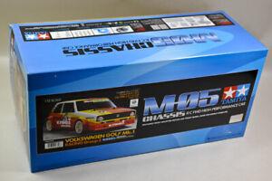 TAMIYA  VW VOLKSWAGEN GOLF Mk.1 Racing Group 2 47308 M-05 (M-05S) KAMEI R/C KIT
