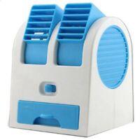 Nuevo Mini Ventilador Enfriador Aire Acondicionado Usb Portatil Recargable  Y6W1