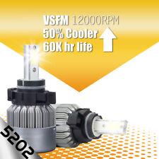 XENTEC LED HID 6000K Foglight kit 5202 12086 H16 Chevrolet Camaro 2010-2013